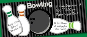 Bowling Trip Fall 2014