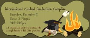 Graduation Party Fall 2014