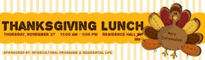 Thanks Giving Lunch Banner 1200x350