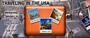 Traveling in the USA Banner