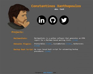 xanthopoulos.info